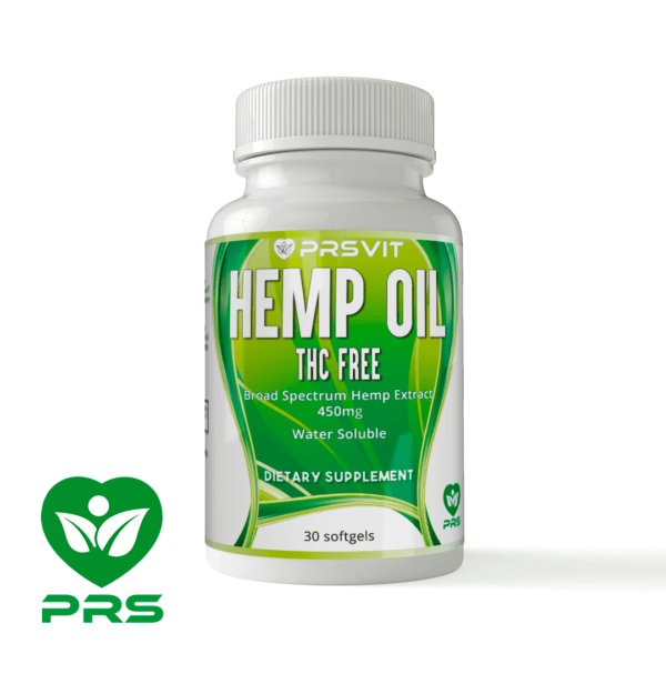 PRS VIT HEMP OIL